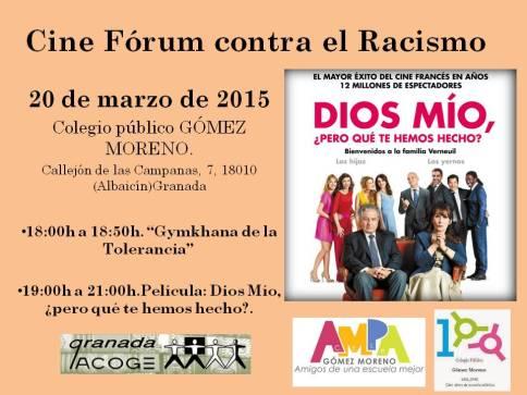 Cine F+¦rum contra el Racismo